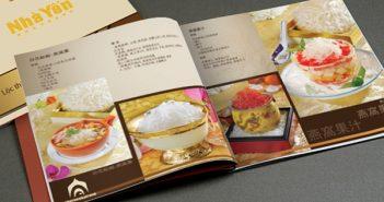 Định nghĩa cách phân biệt giữa in catalogue với brochure profile dành cho công ty doanh nghiệp