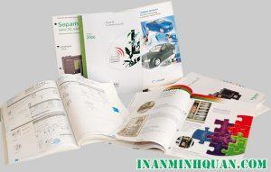 In Catalogue cùng với những vấn đề cần quan tâm để có được một sản phẩm chất lượng phần 2