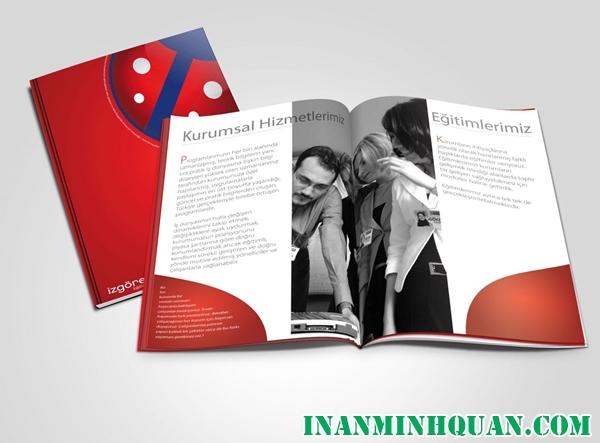 Lợi ích của việc in Catalogue cùng với ứng dụng của nó dành cho người dùng phần 1