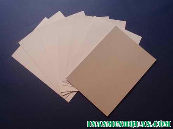 Phân biệt định nghĩa các loại giấy cơ bản thông dụng trong lĩnh vực in ấn 2014 phần 2