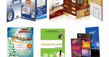 Thiết kế mẫu in Catalogue chuyên nghiệp chất lượng tại TP.HCM 2014