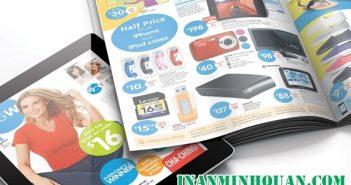 Tìm hiểu về lợi ích của việc in Catalogue trong việc quảng bá thương hiệu dành cho doanh nghiệp công ty 2014