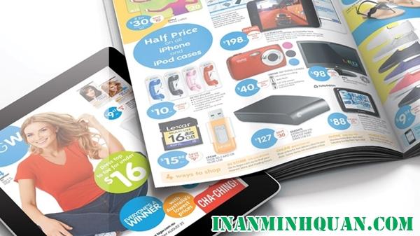 Tìm hiểu về lợi ích của việc in Catalogue trong việc quảng bá thương hiệu dành cho doanh nghiệp công ty 2014 phần 1