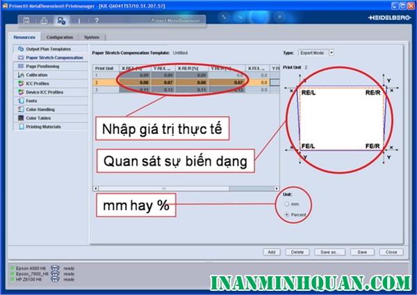 Hướng dẫn cách giải quyết vấn đề giãn giấy trong in tờ rơi của máy offset hiệu quả nhất phần 4