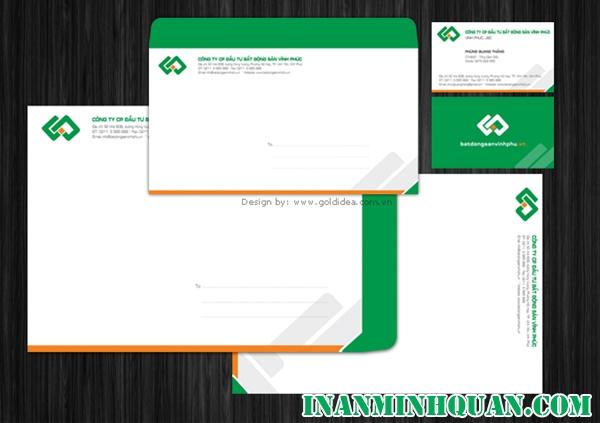 Hướng dẫn cách làm sao để một mẫu thiết kế phong bì thư trở nên chuyên nghiệp hiện đại nhất phần 3