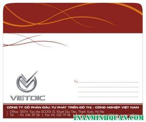 In phong bì thư đựng thiệp dành cho cho công ty doanh nghiệp chất lượng tốt nhất trên toàn quốc phần 1