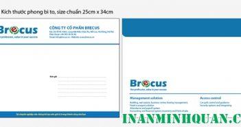 In phong bì thư đựng thiệp dành cho cho công ty doanh nghiệp chất lượng tốt nhất trên toàn quốc