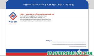 In phong bì thư đựng thiệp dành cho cho công ty doanh nghiệp chất lượng tốt nhất trên toàn quốc phần 4