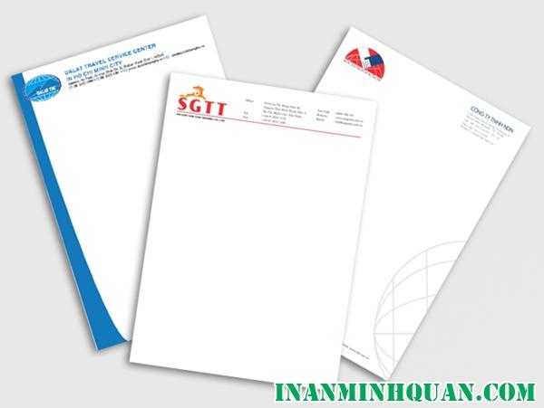 Nội dung khi in giấy tiêu đề thư cùng những lưu ý quan trọng mà bạn nên biết phần 1