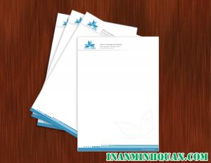 Nội dung khi in giấy tiêu đề thư cùng những lưu ý quan trọng mà bạn nên biết phần 2