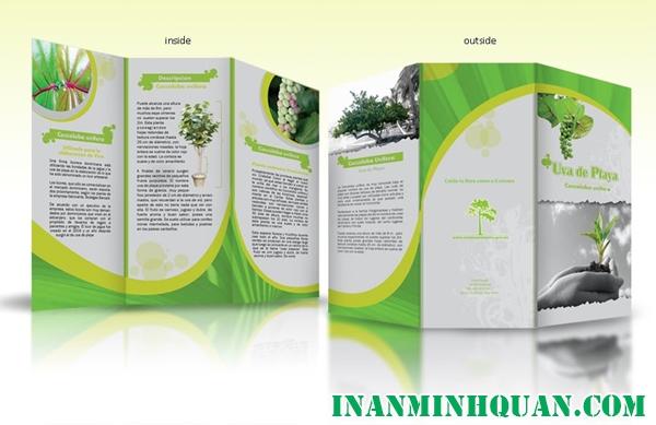 Tham khảo 11 cách thiết kế Brochure chuyên nghiệp hiện đại dành cho doanh nghiệp công ty 2014 - 2015 phần 2