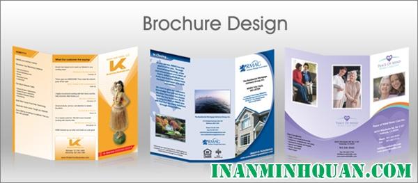 Tìm hiểu định nghĩa Brochure là gì? Tác dụng của Brochure trong việc quảng bá thương hiệu? phần 1