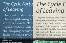 Tìm hiểu những cách kết hợp kiểu chữ tốt hiệu quả nhất dành cho thiết kế viên