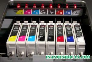Giới thiệu các loại mực thông dụng dành cho máy in phun màu hiện nay phần 5